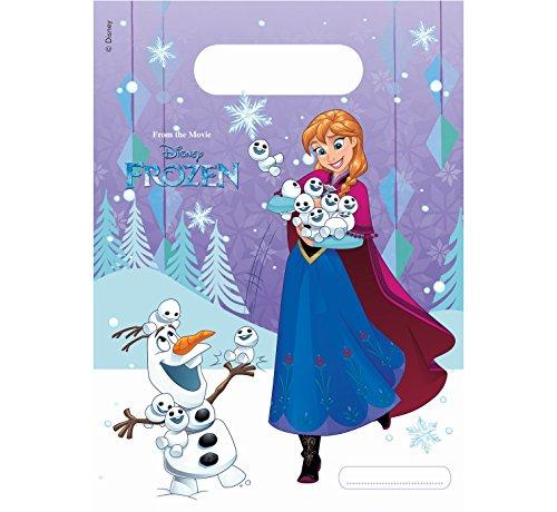 Frozen Schneeflocken Party-Tüten