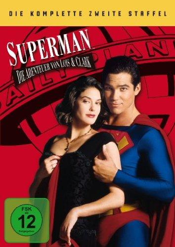 Superman - Die Abenteuer von Lois & Clark - Die komplette zweite Staffel [6 DVDs]