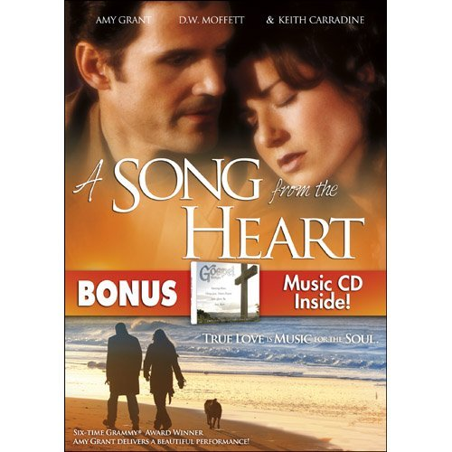 A Song from the Heart with Bonus CD: Gospel Songs by Amy Grant