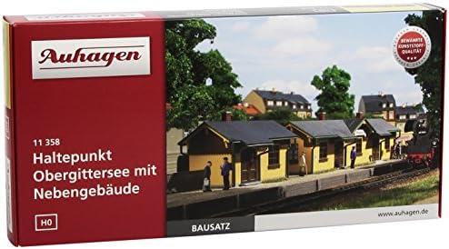 Auhagen - 11358 - Modélisme Ferroviaire - BâtiHommes BâtiHommes BâtiHommes t - Lieu D'arrêt | Mode  c5c3d0