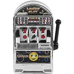 Noël Jouets Les enfants adultes Mini Casino Jackpot Machine à sous Fruit soulager le stress, l'anxiété, l'ennui Décompression jouet