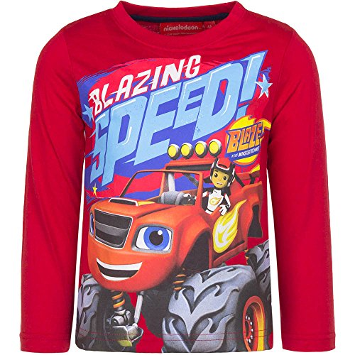 Blaze and the Monstermachines Langarmshirt (110)