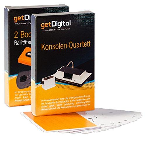 Konsolen-Quartett : Doppel Pack -
