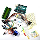 #4: Arduino starter kit for beginners with Arduino UNO R3 board