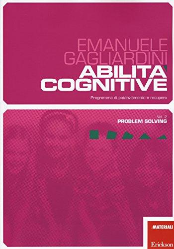 Abilit cognitive. Programma di potenziamento e recupero: 2