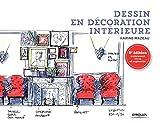Dessin en décoration intérieure...