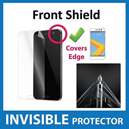 UNSICHTBARE Displayschutzfolie für Ihr HTC 10 (Front) welche aus einem kratzfesten Material hergestellt wird
