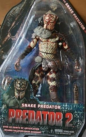 Predator 2 Figurine Snake Predator 18 cm Neca