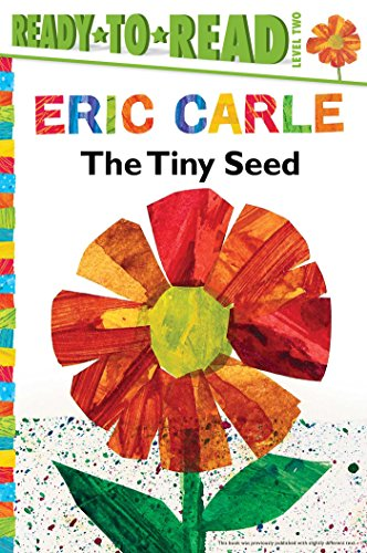 The Tiny Seed (Ready-to-Read. Level 2)