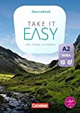 Take it Easy: A2 Extra - Kursbuch mit Video-DVD und Audio-CD