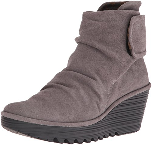 Fly London Yegi689fly - Stivaletti Donna Grigio (Ash 005)