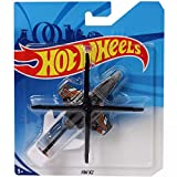 #3: Hot wheels Skybuster, HW X2 Multi Color