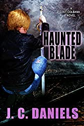 Haunted Blade (Colbana Files Book 6) (English Edition)