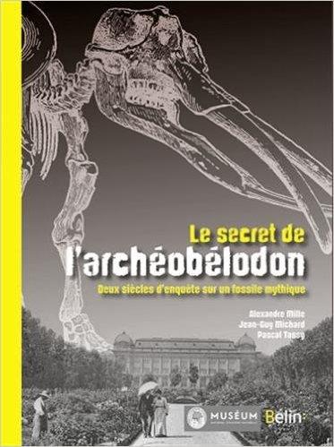 Le Secret de l'Archeobelodon de Michard Jean Guy ,Tassy Pascal ,Alexandre Mille ( 3 avril 2015 )