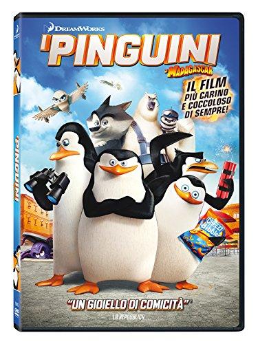 I pinguini di Madagascar [Import italien]