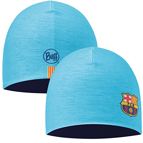 Buff Microfiber und Polar Hat Fc Barcelona Mütze, 2Nd Equipment 17/18, One Size Damen Trikot Barcelona