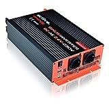 Ective Reiner Sinus-Spannungswandler 24V auf 230V 2000W/4000W Wechselrichter (Inverter) by Ective Energy
