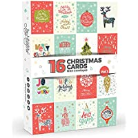 Suchergebnis auf f r weihnachtskarten k che haushalt wohnen - Weihnachtskarten amazon ...