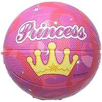 Rhode Island Novelty Balón de Baloncesto Mini Princesa (5 Pulgadas)