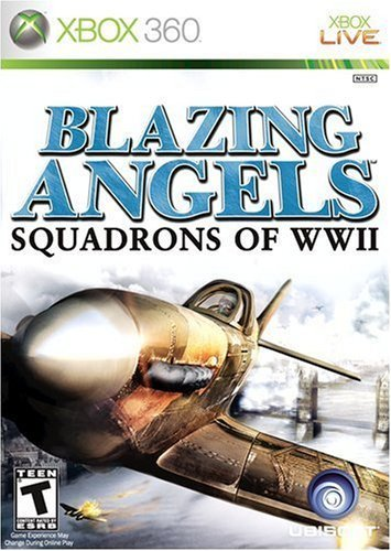 Blazing Angels Squadrons of WWII - Xbox 360 by Ubisoft