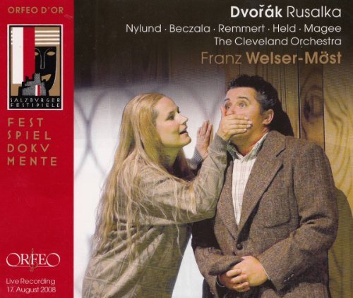 Rusalka by A. Dvorak (2011-09-27)
