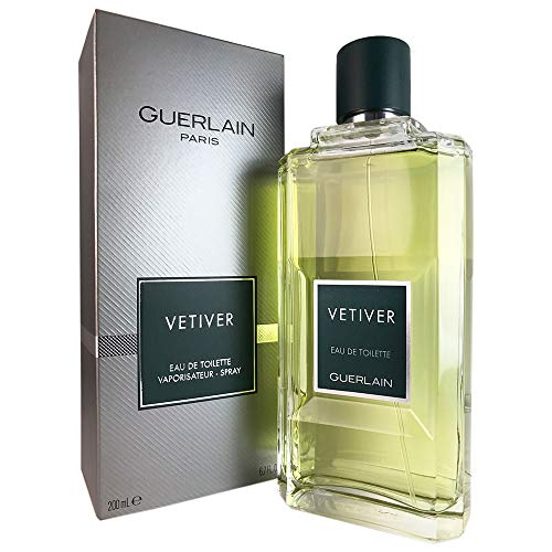 Guerlain Vetiver EDT spray - 200ml/6.8oz -
