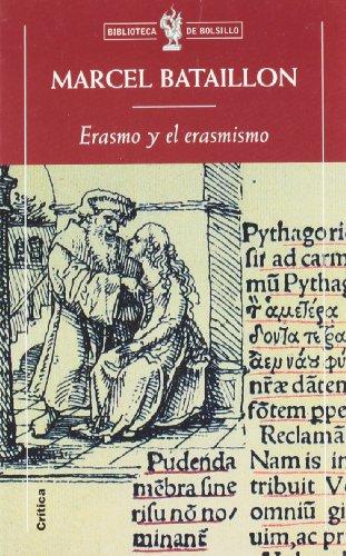 Descargar Libro Erasmo y el erasmismo (Biblioteca de Bolsillo) de Marcel Bataillon