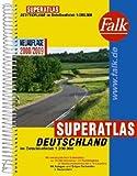 Falk Superatlas Deutschland 2008/2009: 1:200000