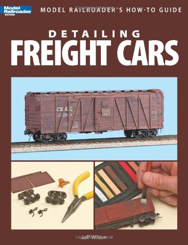 Detailing Freight Cars