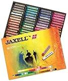 Unbekannt Jaxell 47654 Pastellkreiden, eckige Form, 60er Pack