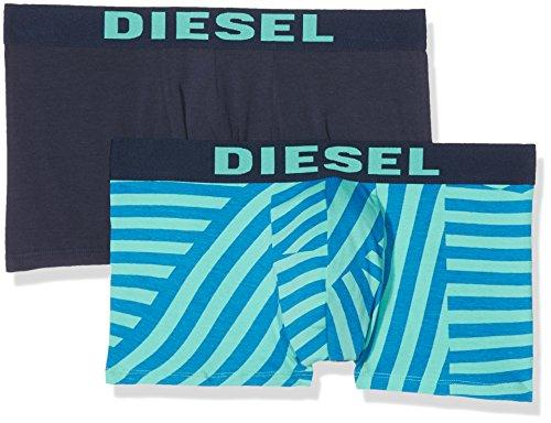 Diesel Men's Cotton Boxers  (pack Of 2)