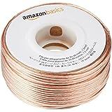 AmazonBasics 16-Gauge Speaker Wire 1.3 mm² / 100 Feet