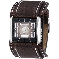 Excellanc Women's Quartz Watch with different materials 195027000085
