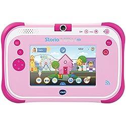 VTech - Storio Max 2.0 - Tablette Enfant - Ecran Tactile 5 pouces - Rose (108855)