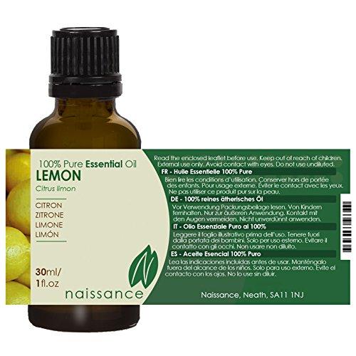 * Naissance Olio di Limone – Olio Essenziale Puro al 100% – 30ml prezzo