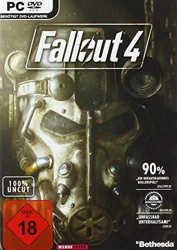 fallout 4 dvd Fallout 4 Uncut - [PC]