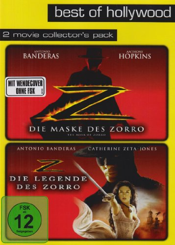 Die Maske des Zorro / Die Legende des Zorro - Best of Hollywood/2 Movie Collector's Pack [2 DVDs] (Wieder Zu Hause Dvd)