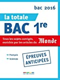 La Totale - Bac 1re 2016