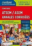 Concours ATSEM/ASEM - Annales corrigées - Concours 2019-2020...