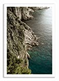 Poster Capri, 50 x 70 cm