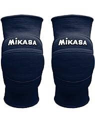 Mikasa MT8premier Paire Genouillères Volley Volleyball Bleu foncé