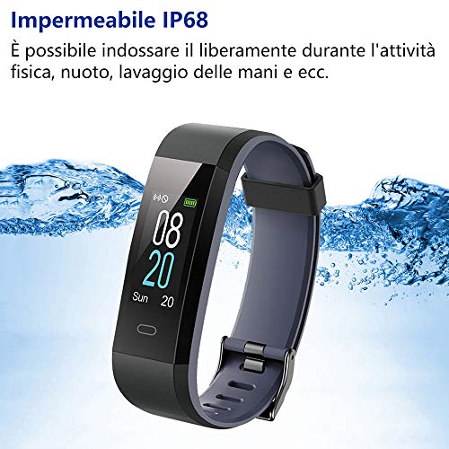 Zoom IMG-1 willful orologio fitness tracker uomo