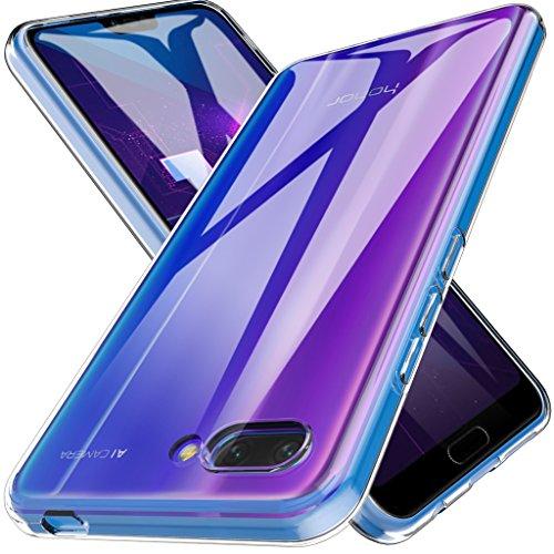 Mejor Funda de silicona suave para Honor 10 de Huawei