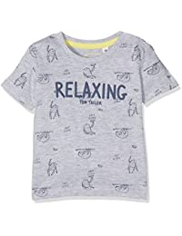 TOM TAILOR Kids Baby Boys' Sloth Print T-Shirt