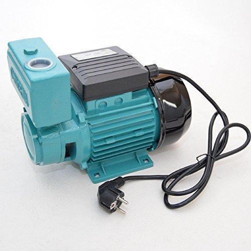 Druck-ventil Kessel (Kreiselpumpe Gartenpumpe Hauswasserwerk 750 Watt 2880 L/h 7,8 bar Wasserpumpe (Gartenpumpe 750Watt))