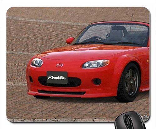 mazda-roadster-rs-nc-07-mouse-pad-mousepad-102-x-83-x-012-inches