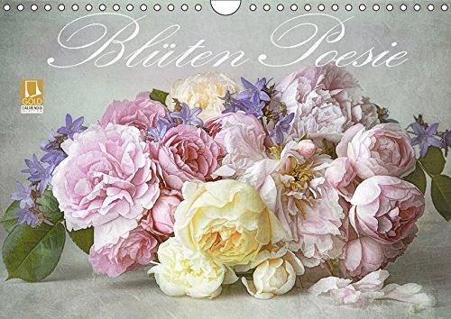 Blüten Poesie (Wandkalender 2018 DIN A4 quer): Mit diesem Kalender präsentiert die Foto-Künstlerin Lizzy Pe, eine Galerie von zauberhaften ... ... Natur) [Kalender] [Apr 01, 2017] Pe, Lizzy (Fotos De Pe)