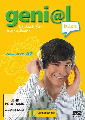 geni@l klick A2 - DVD: Deutsch als Fremdsprache für Jugendliche