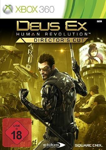 DEUS EX: Human Revolution Director's Cut - [Xbox