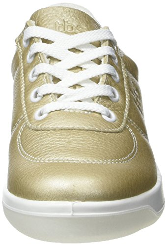 TBS - Brandy Y7, Scarpe sportive outdoor Donna Or (Platine Blanc)
